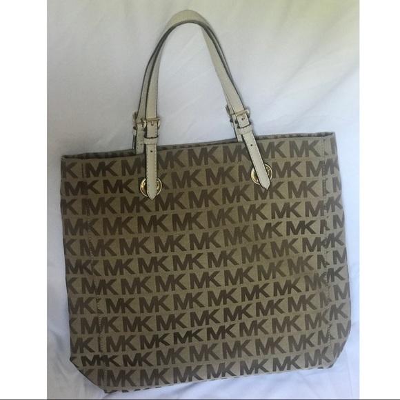 Michael Kors Handbags - Michael Kors Monogram Tote Bag